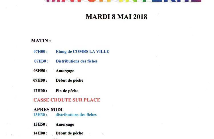 Concours 8 mai